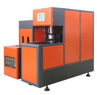 Semi-Auto Drinking Plastic Bottle Blow Moulding Machine