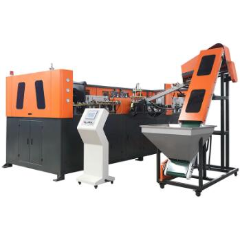 Low Maintenance Blow Moulding Machine