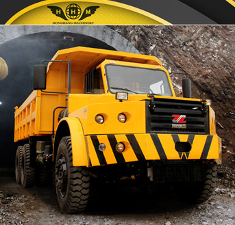 Tunnel dump truck 20Ton for sale