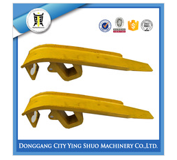 high quality custom train parts with coating