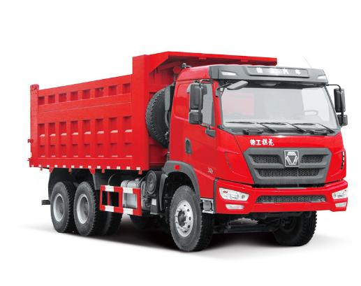 T-series 8×4 NXG3311D4KE dump truck