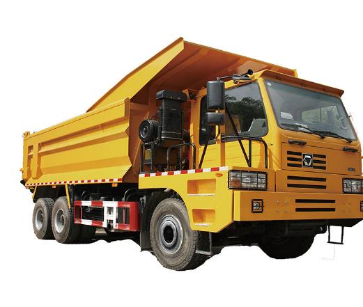 45T Grade TFW53H dump truck