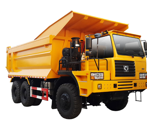 65T Grade All-wheel Drive TNM211 dump truck