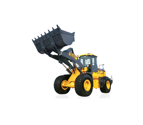 Rock Bucket Seiers ZL50G