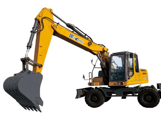 Wheel Excavator XE150W