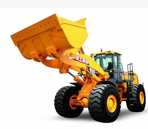 LW800KN 8吨燃油型装载机