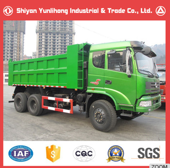 6x4 25 Ton Heavy Dump Trucks For Sale / 10 Tires Tipper Trucks For Kenya