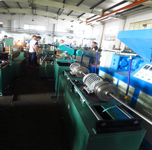 mechanical flexible metal hose making machine