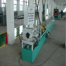 elastomer forming stainless steel bellow hose forming machine