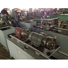 DN12 flexible metal water hose forming machine