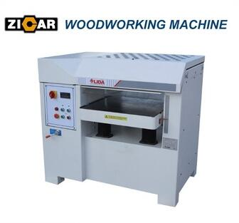 ZICAR 7.5kw heavy duty woodworking machine planer thicknesserTP106G/low price wood planer
