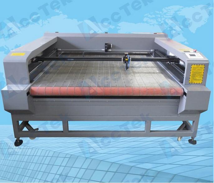 Резательная машина ткани с автоматической подачи материалов AKJ1610