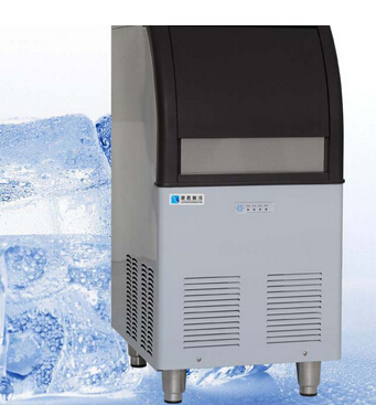 Automatic commercial use stainless steel ice making machine