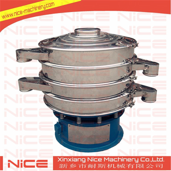 high-efficient flour vibration sieving machine