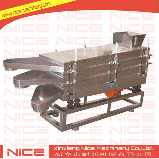 stainless steel beans sorting machine Linear Vibrating Screen