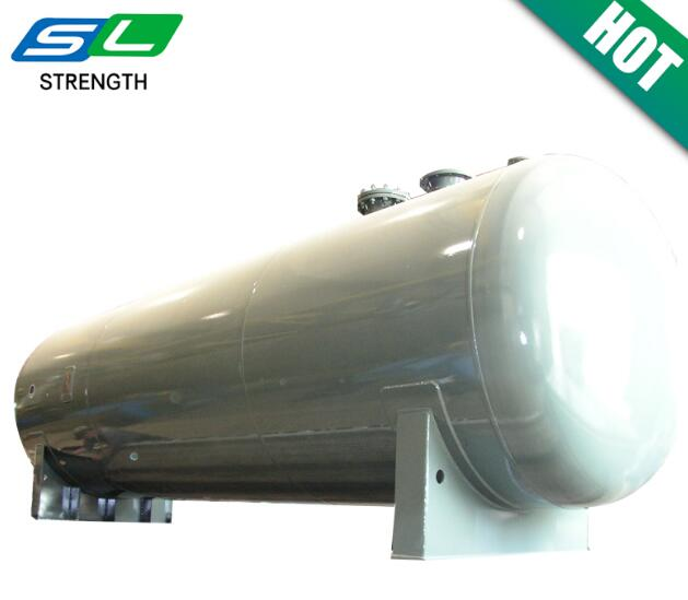 Large Stainless Steel High Pressure Reaction Vessel