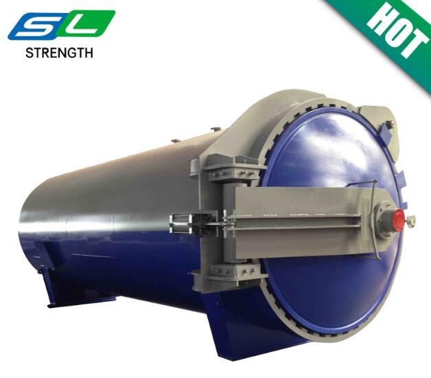 high pressure carbon fiber composite autoclave industrial