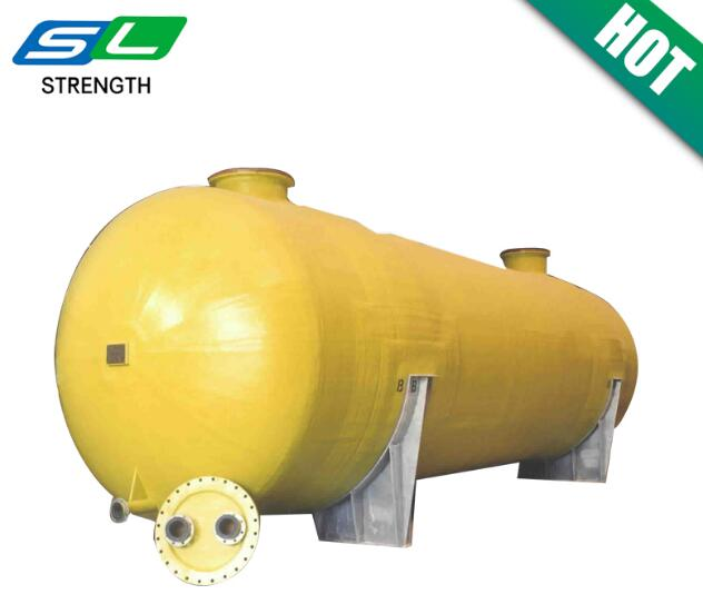 Carbon Steel Horizontal Storage Tank