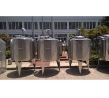 1000L Food gradeSUS304/316 liquid storage tank
