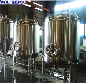 10BBL beer maturation tank, beer right tank, beer storage tank