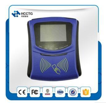 smart card reader wifi gps bus ticket vending dispenser system machine