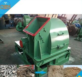 Wood shredder/wood shredding machines/ wood crusher machines