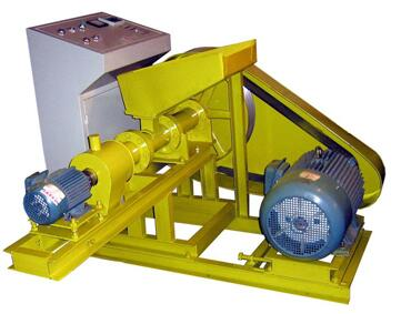 single screw floating fish feed pellet mill