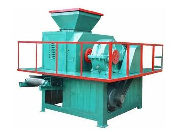 Coal ball press machine