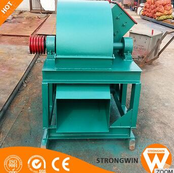 Hot Selling rice straw grinding machine biomass wood crusher with ce