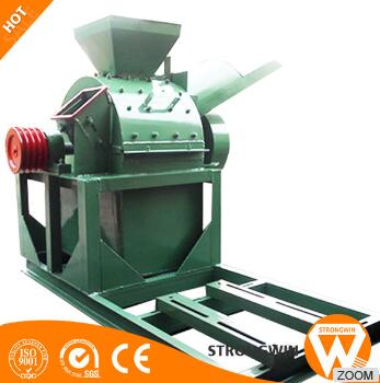 Stainless steel 800 kg/h multifunctional small wood crusher machine with factory price