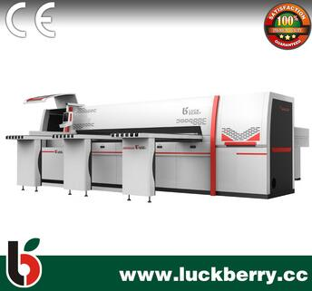High-efficiency automatic computer panel cutting saw machine