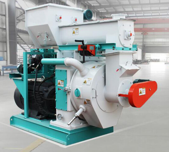 Wood Ring Die Pellet Machine