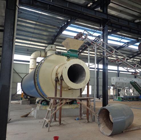 Brewer Grains Dryer Machine