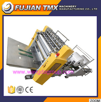 Easy control WD-FTM2-2-9/210 Automatic box-drawing embossed facial tissue making machine