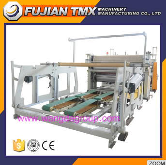 Reasonable price quality assurance punching bathroom tissue making machine