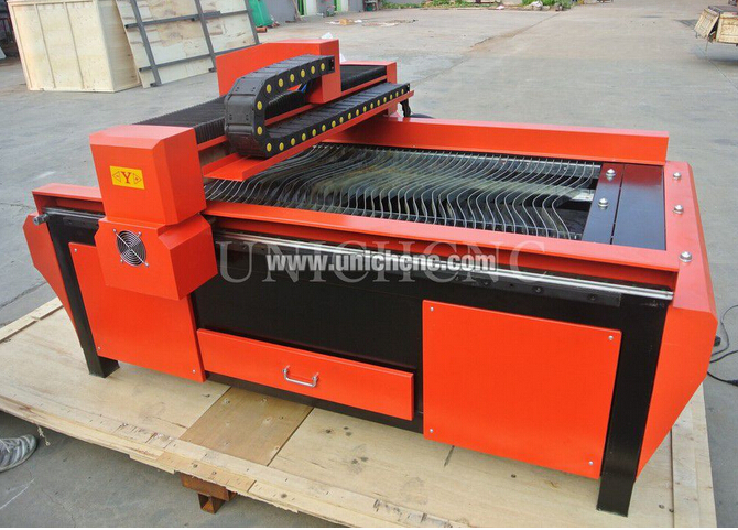 1200*1200 working area cnc plasma cutting machine