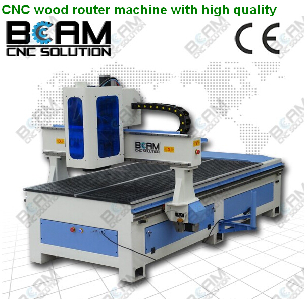 CNC wood router machine with high quality