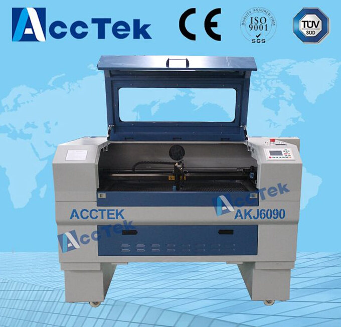 high precision co2 laser 100w machine with working area 600*900mm