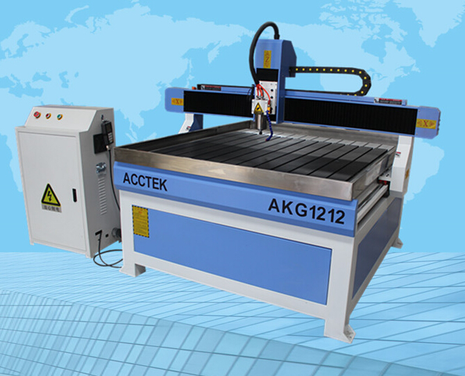 Mini woodworking cnc router 1212 for advertise sign making,DSP controller