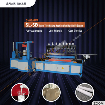Tissue Paper Can Core Pipe Tube Forming Making Winding Rolling Winder Machine Price