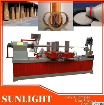 2014 Top Sale Tissue Cardboard Sleeve Making Machine