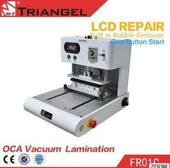 2016 new design glue dispensing remove machine