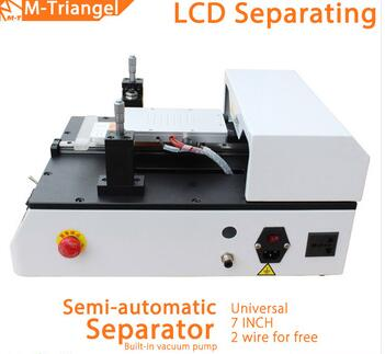 M-T brand equipment power supply 220V/110V semi-automatic vacuum screen separator machine for iphone lcd