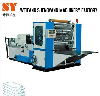 Box Facial Face Domestic Facial Tissue Paper Making Machine