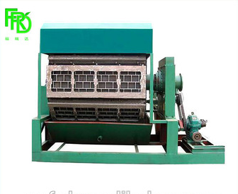 Egg carton making machine CE approved Full Automatic Pulp Paper