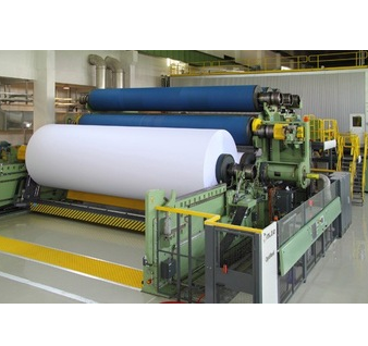 Printing paper machine and A4 paper machinery equipment