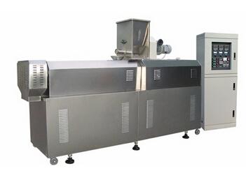 Wheat flour snack food production machine plant