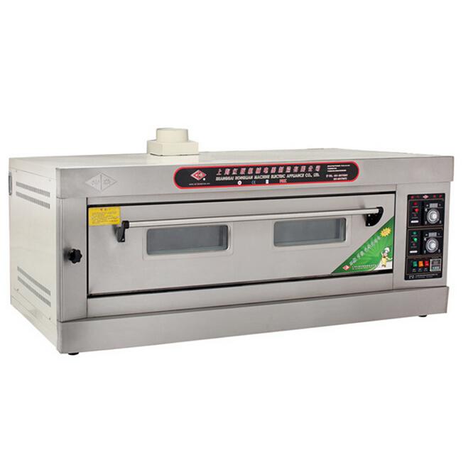 一层三盘燃气烤炉