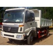 Euro 4 4*2 dump truck for yr choice