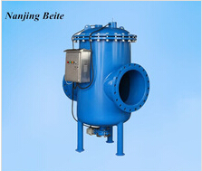 Automatic backwash Comprehensive functions integrated water treatment